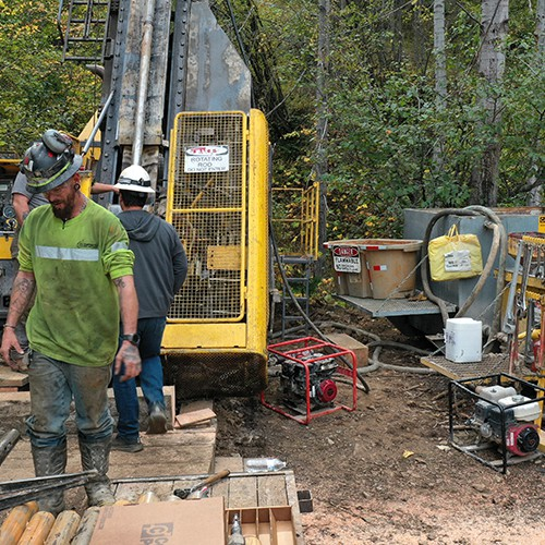 SDS-2 Drilling 01-OCT-20